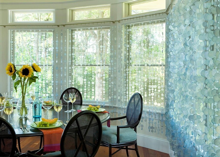 Indoor Beaded Curtains