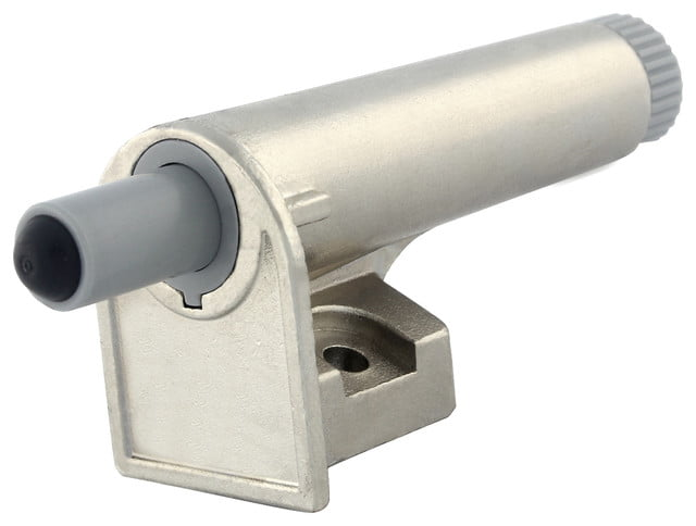 Soft close door damper