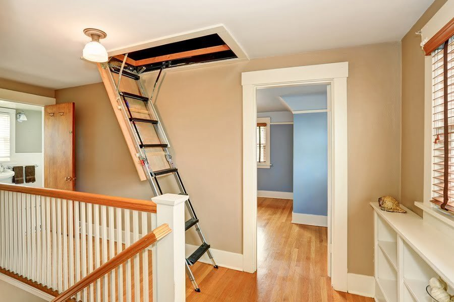 Attic Access Door