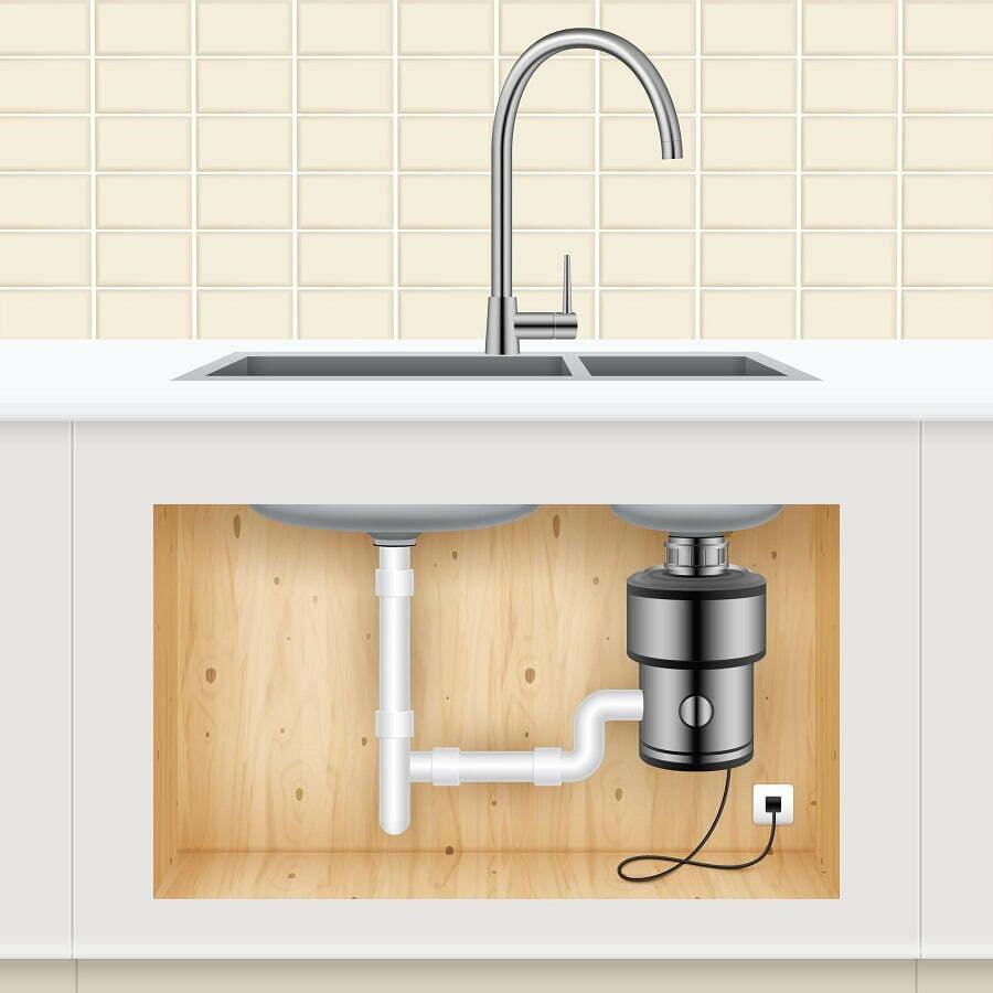 sink garbage disposal